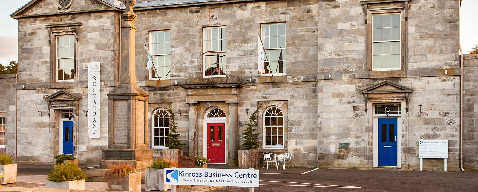 Kinross Business Centre