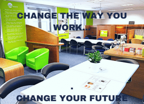 LibertySpace free coworking session