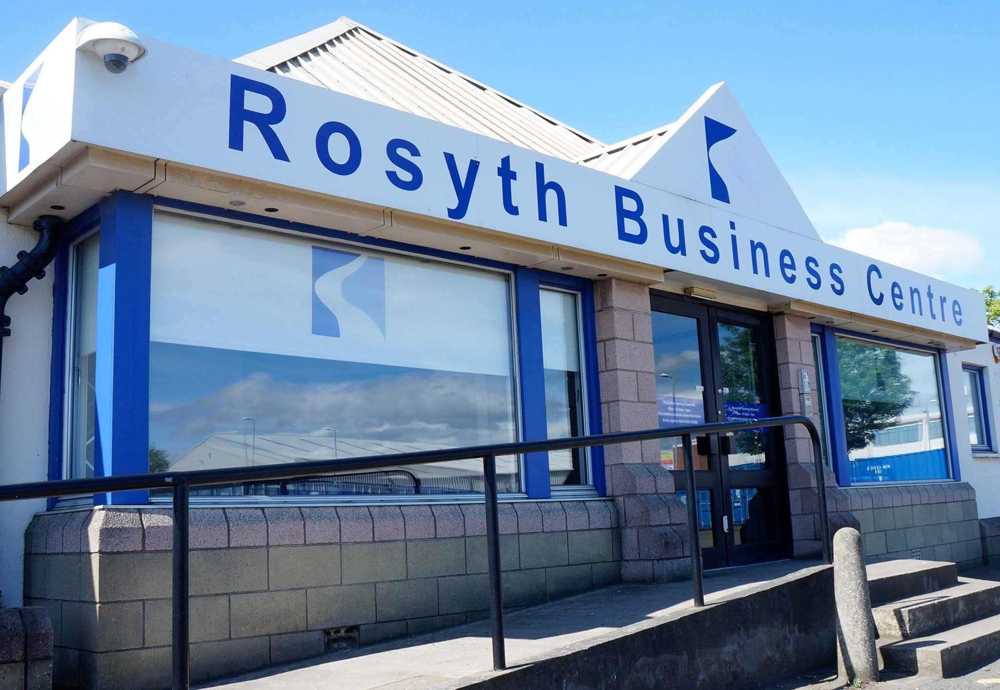 Rosyth serviced offices