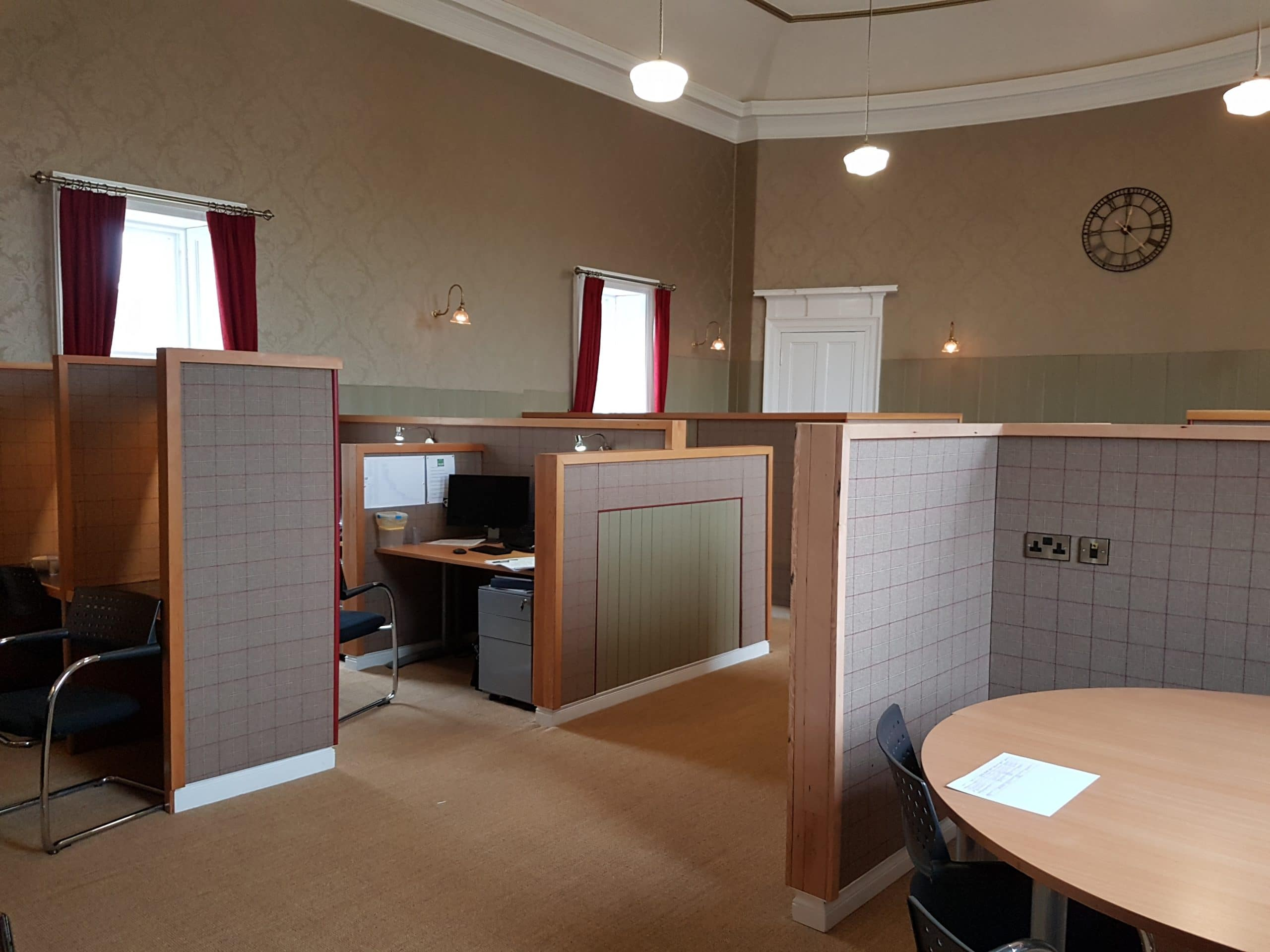 Office space to rent Perth and Kinross