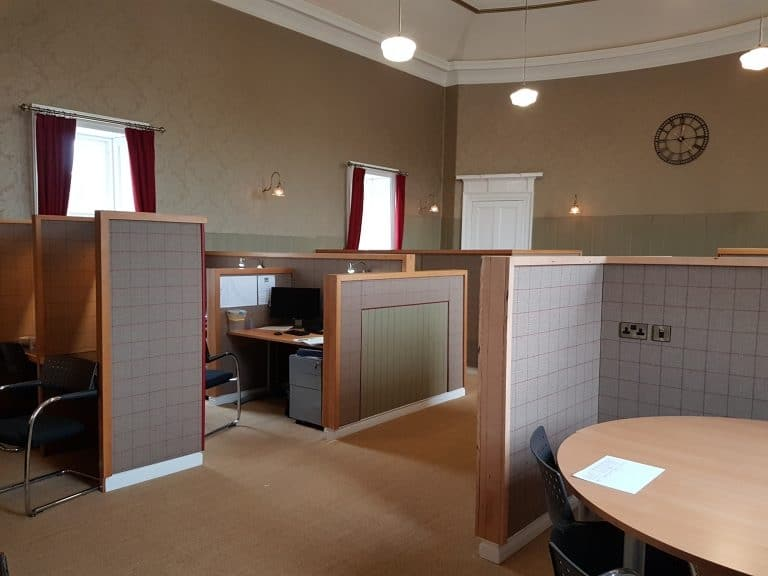 Office space to rent Dunfermline Fife