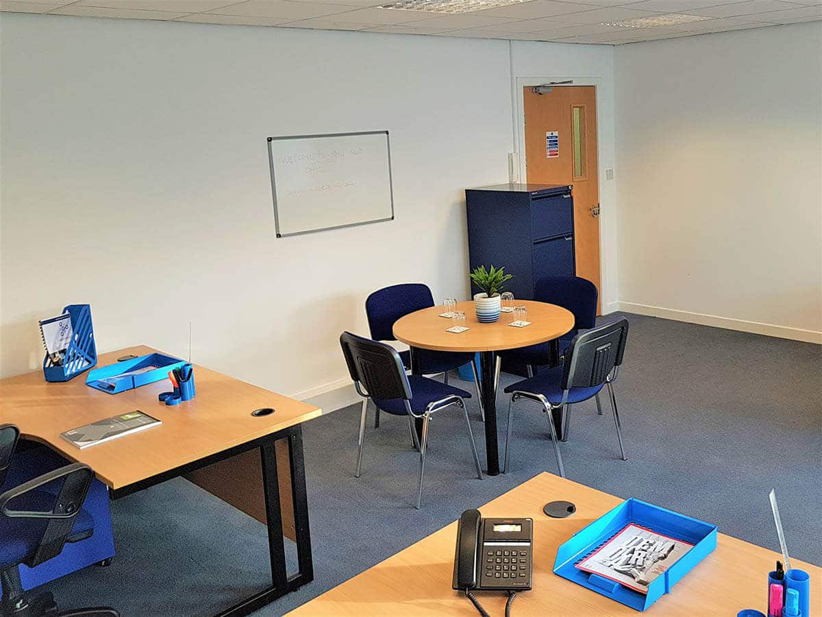 Serviced office to rent Dunfermline