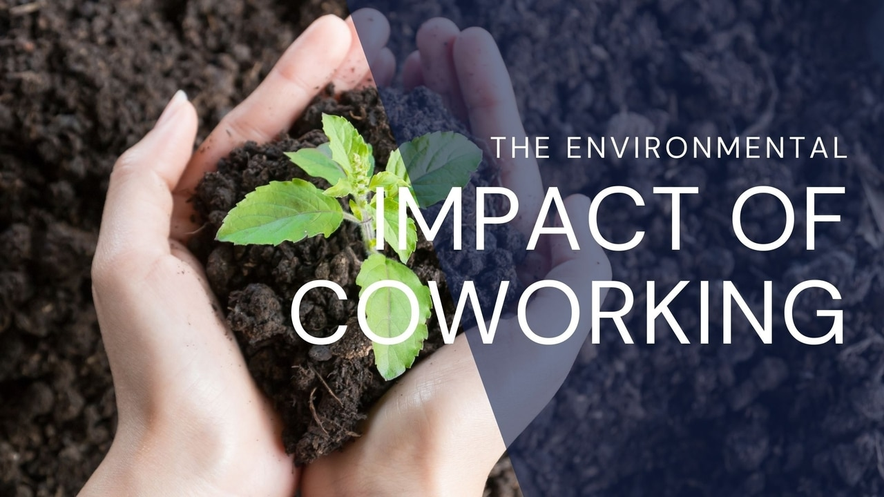 the environmental impact of coworking
