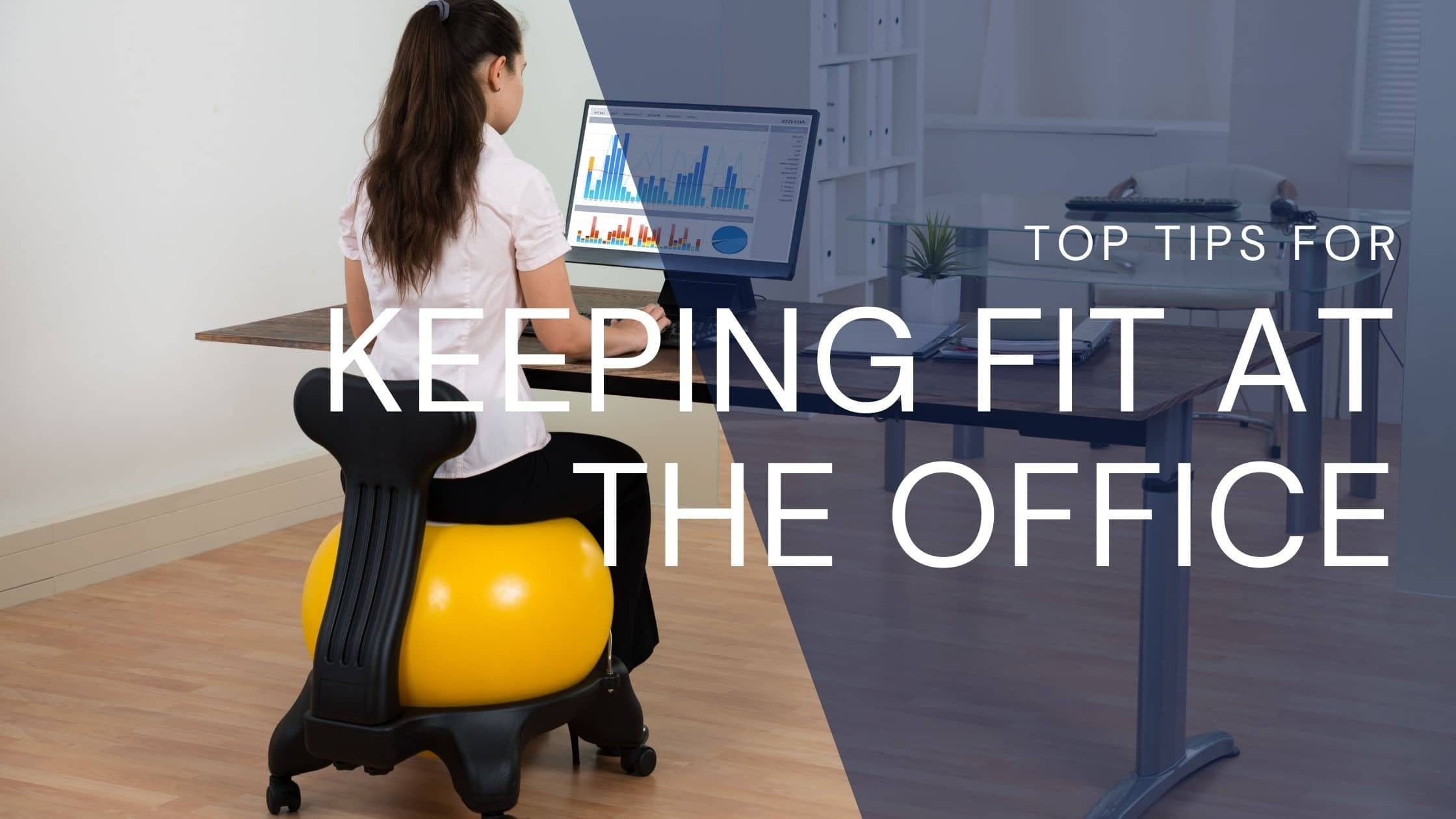 keeping fit at the office